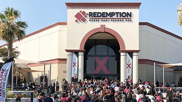 Redemption Bay Area